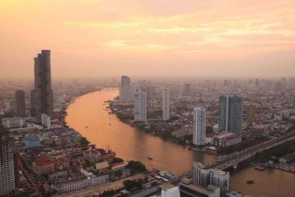 Bangkok from the top di michimotta