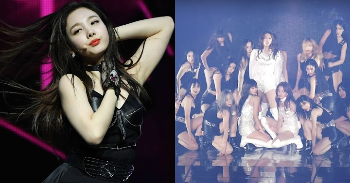 TWICE Makes A Powerful Statement By Performing Lady Gaga's