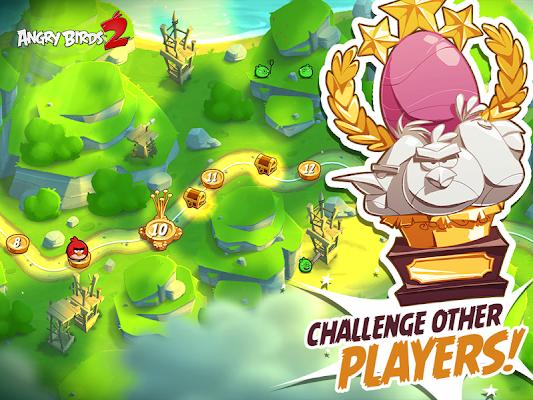 Angry Birds 2- screenshot