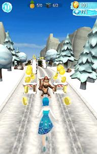 Ice Princess ❄️ 👸 Frozen Mountain Run 4
