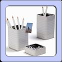 Desk Organizer Ideas icon