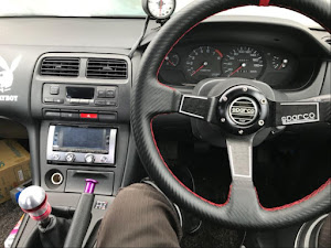 シルビア S14のシフトノブのカスタム事例画像 りょうたさんの2017年11月26日17:47の投稿
