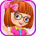 Baby Girl Makeover & Dress Up Game icon