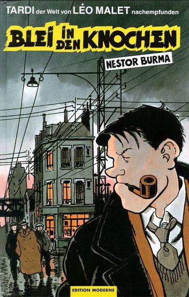 Nestor Burma - Blei in den Knochen (1990)