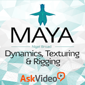 Texturing and Rigging for Maya