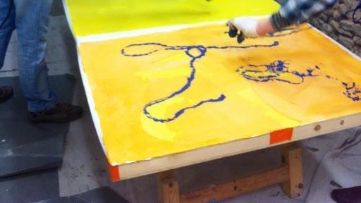 Atelier Déco, stage d'initiation au béton ciré pour apprendre en créant!