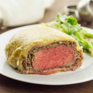 Individual Beef Wellington Recipe