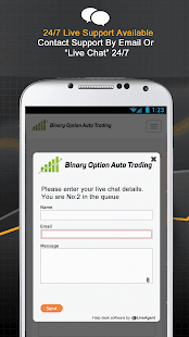 Binary Options Robot-Signals- screenshot thumbnail