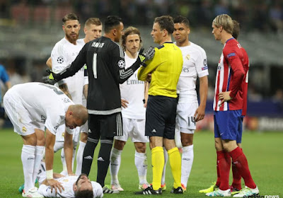 Real Madrid-speler moet onder het mes na hielblessure