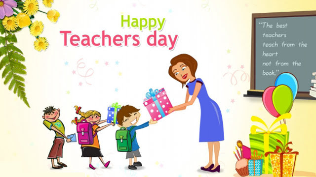 How Do We Celebrate Teacher's Day on 5th September in India!