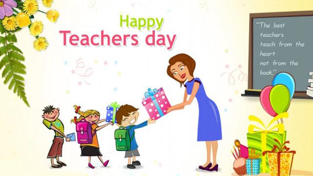 How Do We Celebrate Teacher's Day on 5th September in India!
