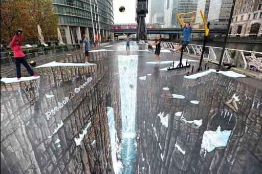 Street Art 3D