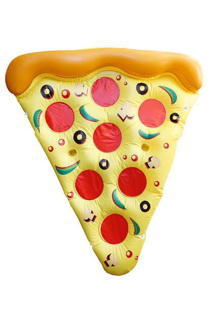 Badmadrass, Pizza