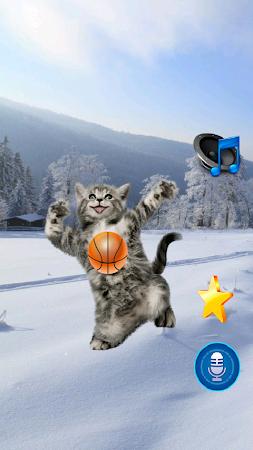Dancing Talking Cat 1.2 screenshot 243072