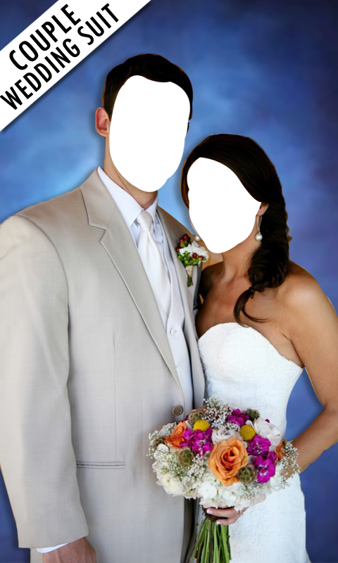 Couple Photo Wedding Suit- screenshot
