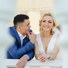 Wedding photographer Darya Dremova (Dashario). Photo of 10.11.2018