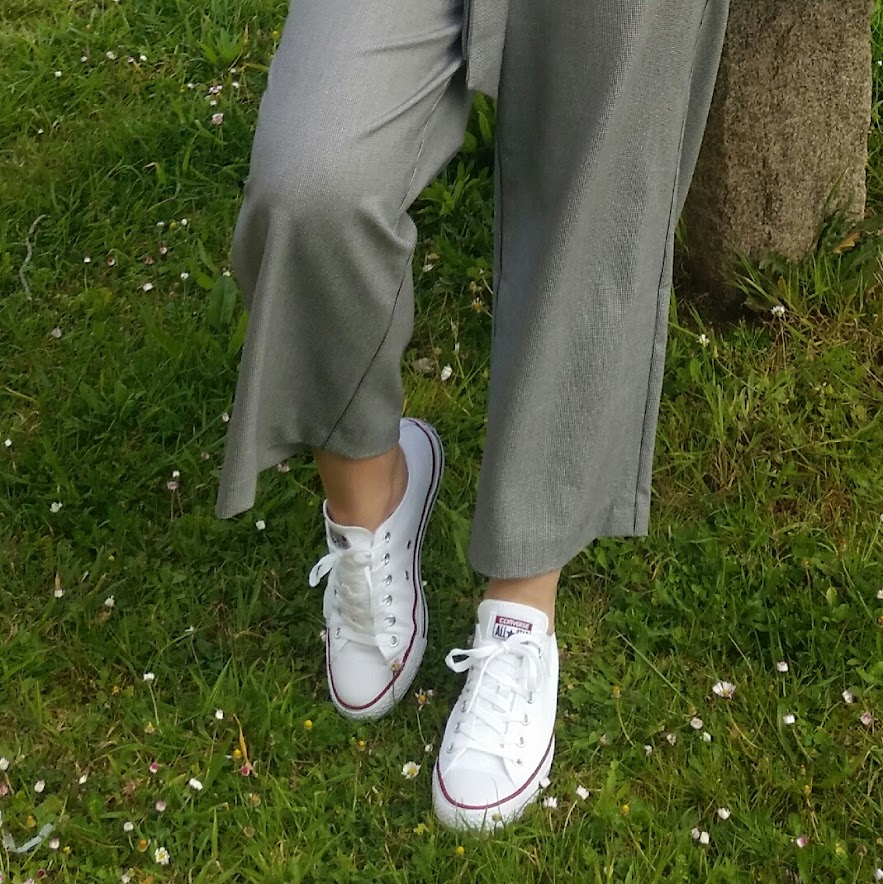 LOOK 4 - CULOTTE PANTS