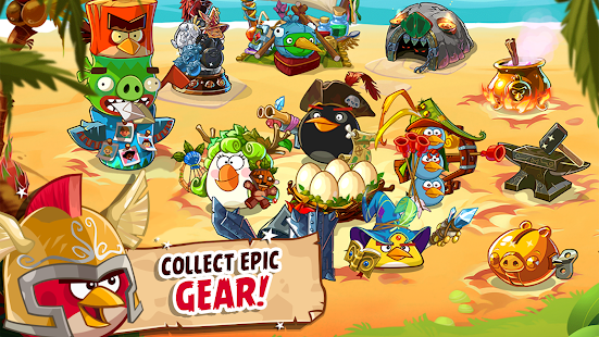 Angry Birds Epic RPG- screenshot thumbnail
