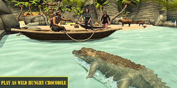 Angry Crocodile Attack Simulator 2019 for PC / Windows 7, 8