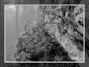 Photo: Sortie de la Cave Noire