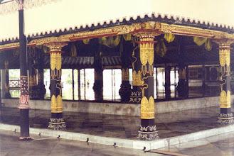 Photo: #015-Le Kraton, palais du Sultan-Yogyakarta-Java