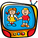 Videos for kids icon