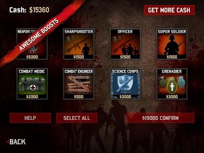 SAS: Zombie Assault 3 [DINHEIRO INFINITO] 8