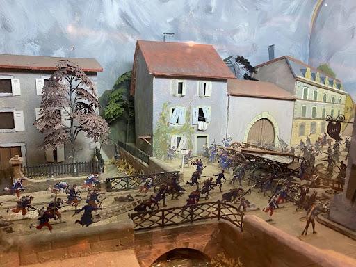 Diorama de la bataille de 1870