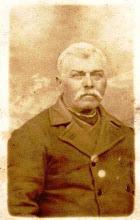 Photo: Kollár Mihály takácsmester 1856-1926