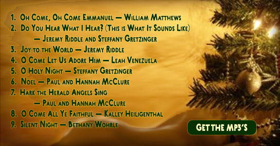 Get the Free Christmas Worship Music