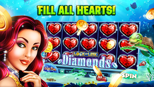 Gold Fish Casino Slots - FREE Slot Machine Games apkpoly screenshots 8