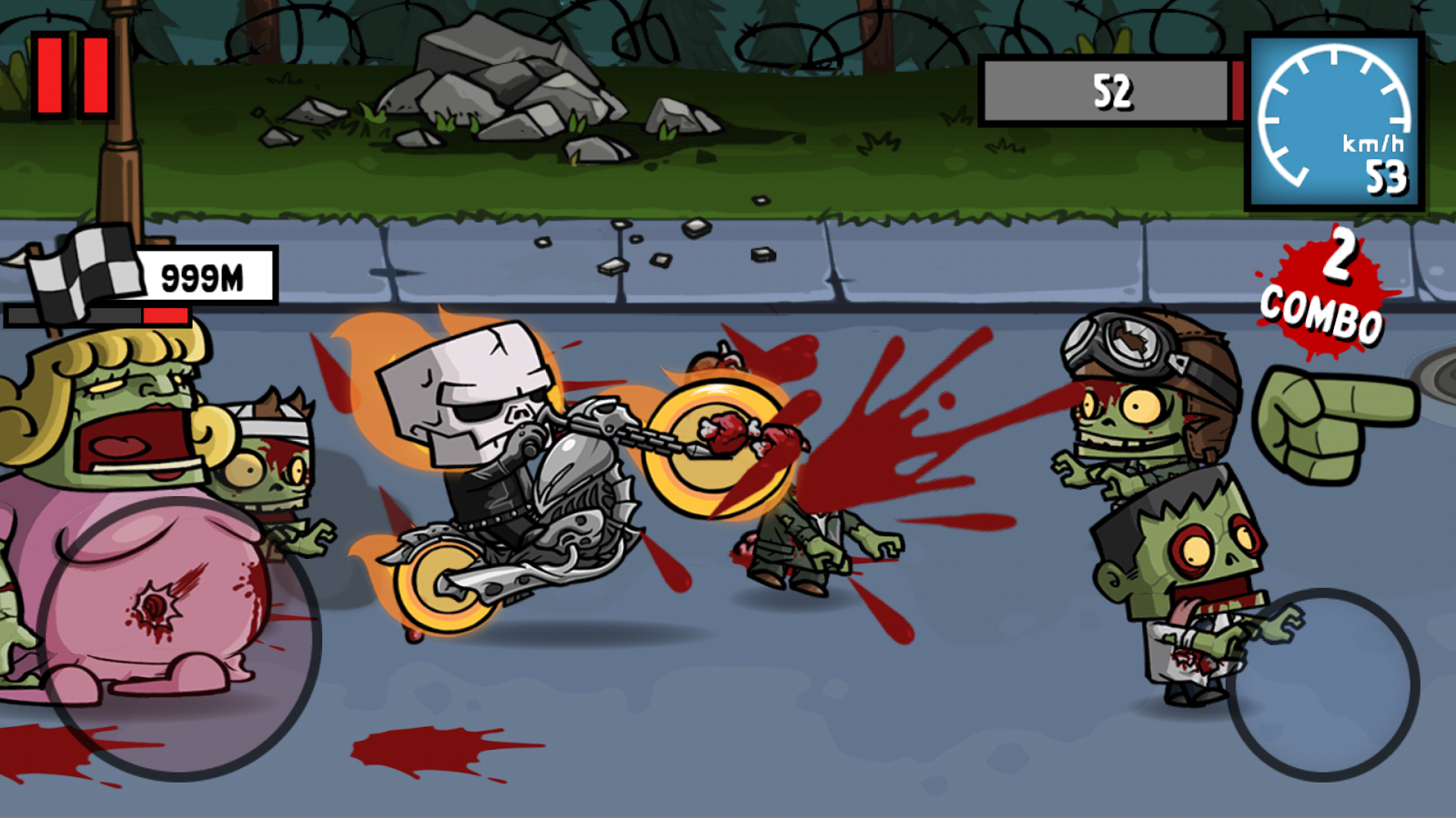Zombie Age 3- screenshot