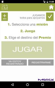 Con la em merck aplicaciones de android en google play con la em merck miniatura de captura de pantalla urtaz Choice Image