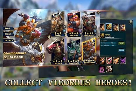 Kingdoms Mobile - Total Clash - náhled