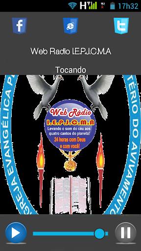 Web Rádio I.E.P.J.C.M.A
