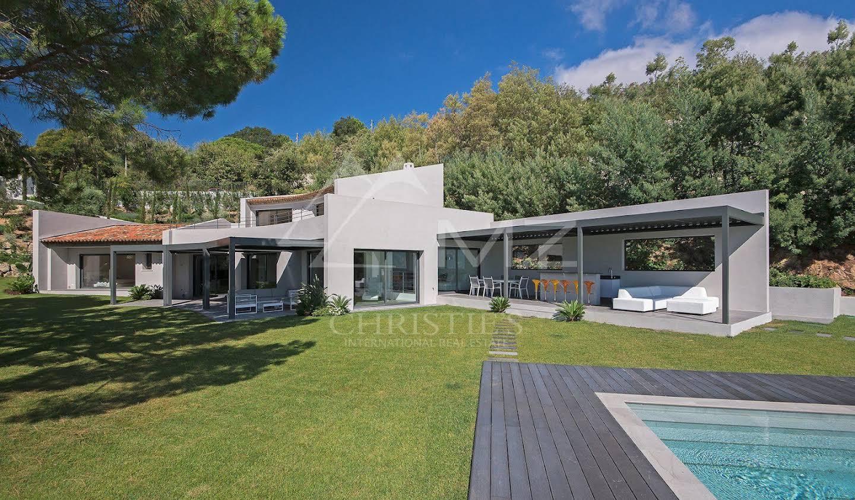 Villa avec piscine Cannes