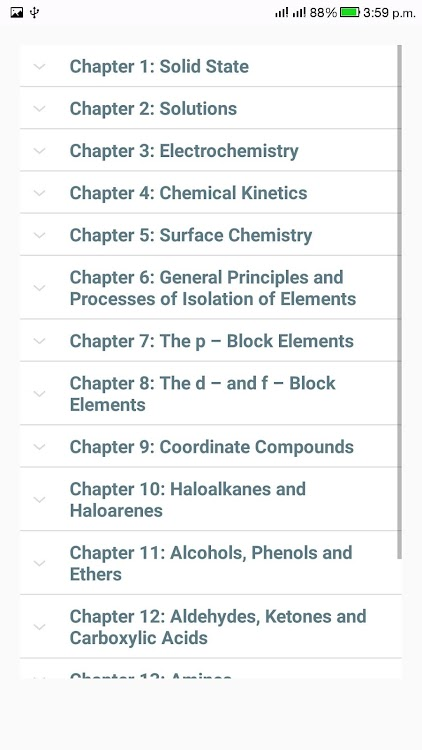 Class 12 Chemistry Notes – (Android Apps) — AppAgg