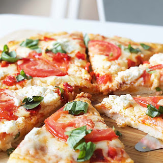 Spicy Margherita Pizza (Gluten-Free) Recipe