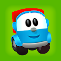 Leo the Truck and cars: Educational toys for kids icon