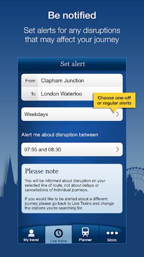 National Rail Enquiries 9.4.8 screenshots 2