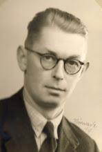 Photo: 1928 E. Urskov-Hansen, kasserer og medstifter af TORT.