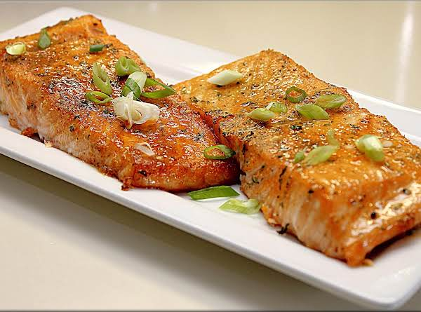 Honey Chipotle Salmon