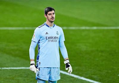 Sterke Courtois houdt de nul en brengt Real Madrid opnieuw een stapje dichter bij Beker met de Grote Oren