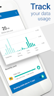 Datally: mobile data-saving & WiFi app by Google – Miniaturansicht des Screenshots