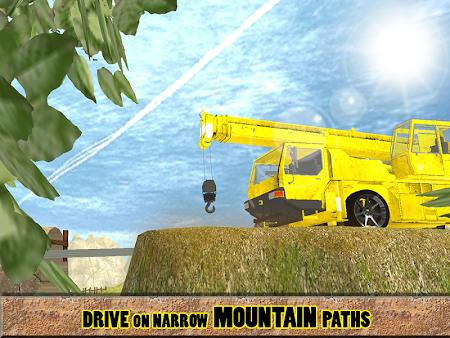 Log Transporter Truck Driver 1.0 screenshot 69875