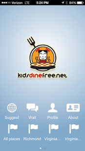 KidsDineFree- screenshot thumbnail