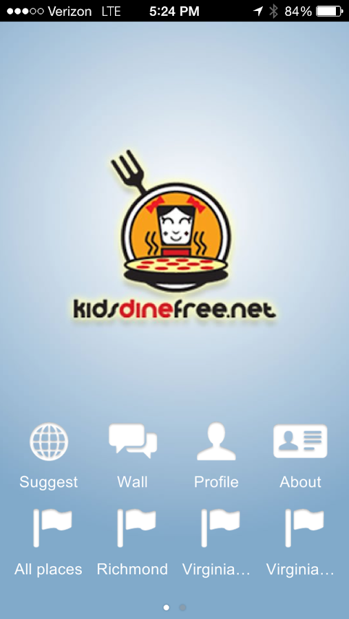 KidsDineFree- screenshot