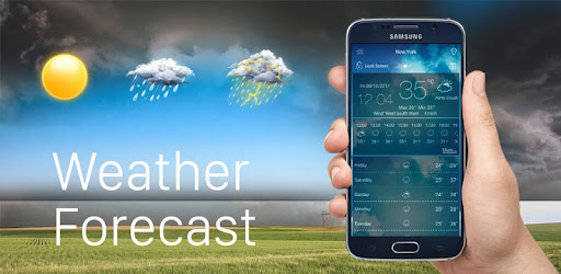 Weather Forecast app (apk) free download for Android/PC/Windows screenshot