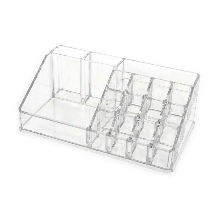 Cosmetic Organiser Acrylic by Supermodels Secrets