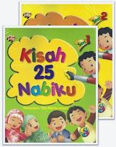 Kisah 25 Nabiku (Jilid 1-2) | RBI
